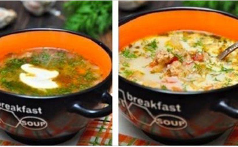 Легендарный суп «Чехословацкий»: настолько сытный, что второе блюдо тебе не понадобится!