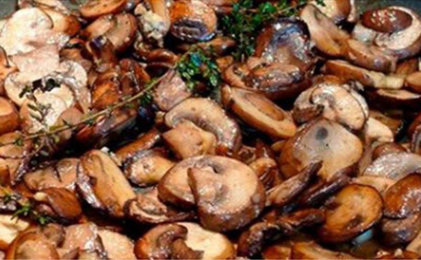 Идеальные жареные грибы