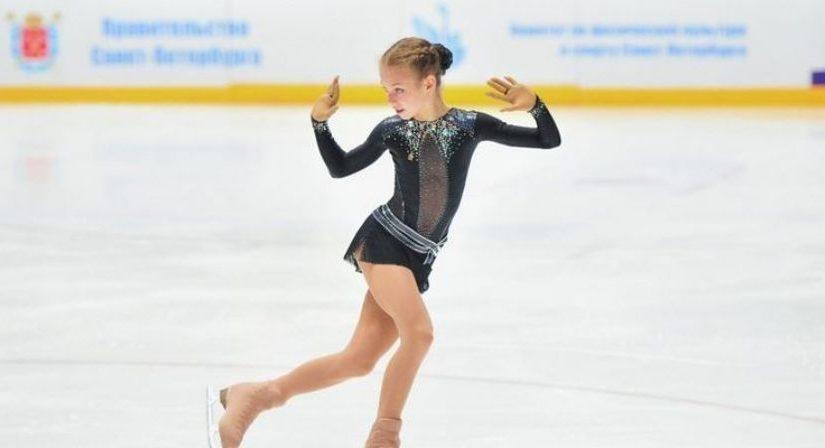 Российская фигуристка впервые в истории исполнила два четверных прыжка