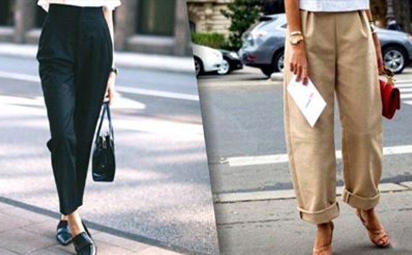 От скинни до палаццо: модный гид по женским брюкам 2018