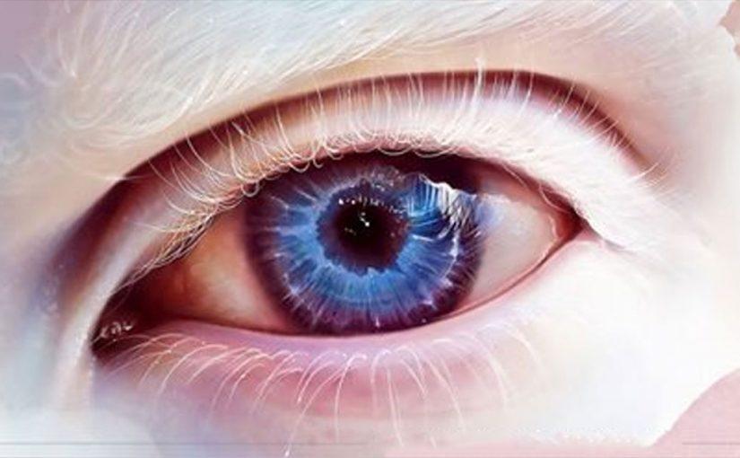 Только люди c Идеальным Цветовым Зрением могут прочесть эти 6 Слов