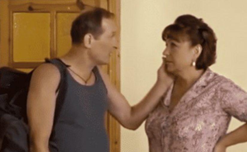 Самый смешной эпизод из сериала «Сваты». Это надо видеть!