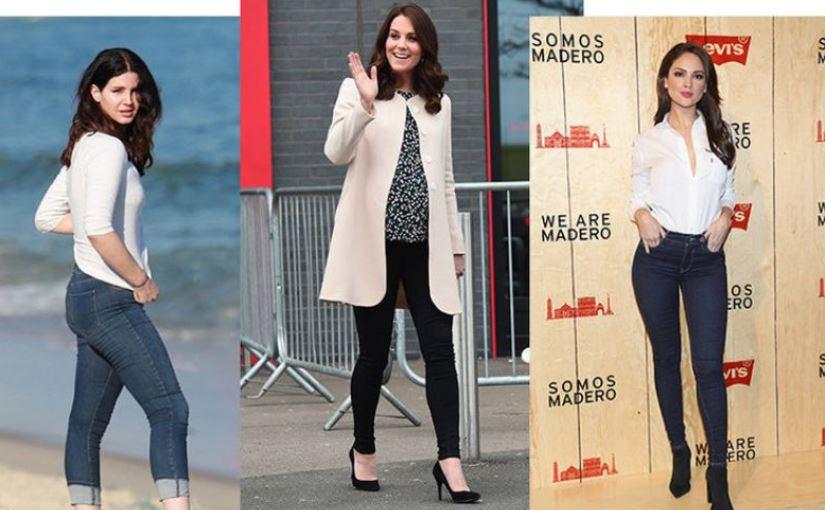 Коварные скинни: какие ошибки мы делаем, выбирая облегающие джинсы